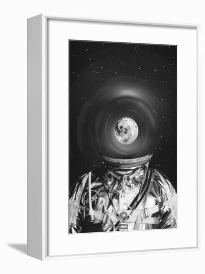 The Creator-Elo Marc-Framed Art Print