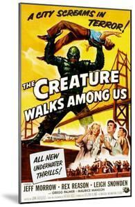 The Creature Walks Among Us, 1956