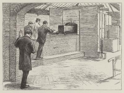 The Crematorium at Woking--Giclee Print
