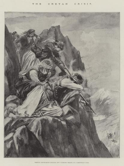 The Cretan Crisis--Giclee Print