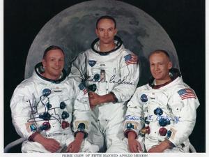 The Crew of Apollo 11, 1969