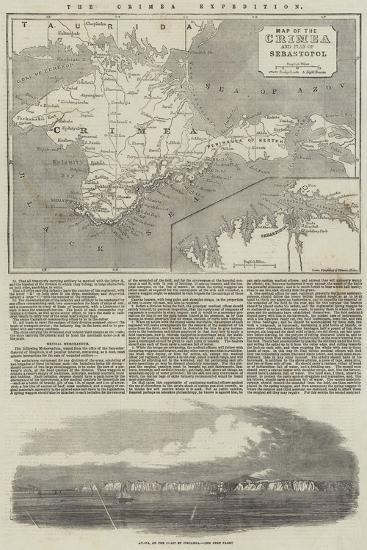 The Crimea Expedition--Giclee Print