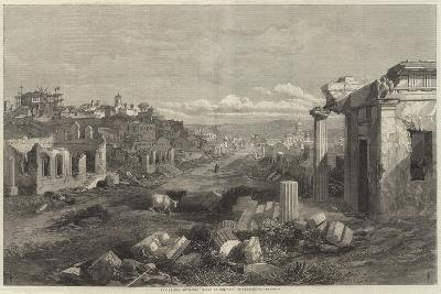 The Crimea Revisited, Ruins of the City of Sebastopol--Giclee Print