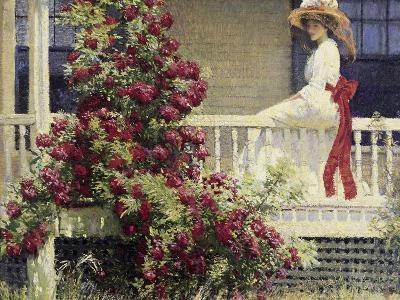 The Crimson Rambler-Philip Leslie Hale-Giclee Print