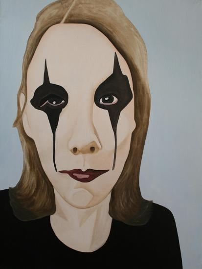 The Crow, 2003-Cathy Lomax-Giclee Print