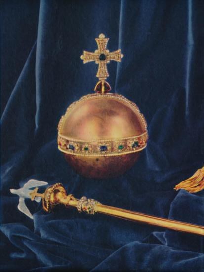 The Crown Jewels, 1953-Unknown-Giclee Print