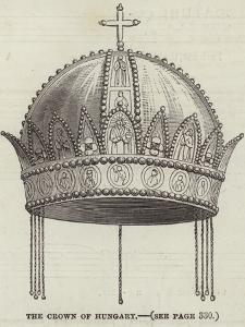 The Crown of Hungary