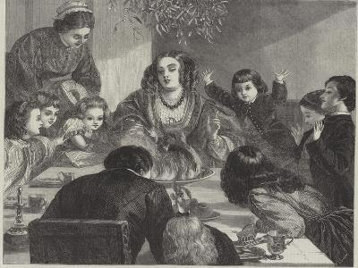 The Crown of the Feast-Edgar Melville Ward-Giclee Print