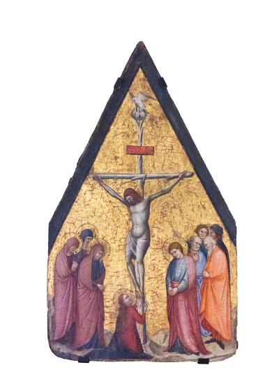 The Crucifixion, Bitino Da Faenza, 1357 -1426 Ca--Giclee Print