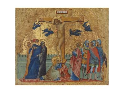 The Crucifixion, C.1340-Paolo Veneziano-Giclee Print