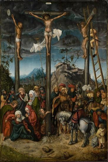 The Crucifixion, C. 1506-1520-Lucas Cranach the Elder-Giclee Print