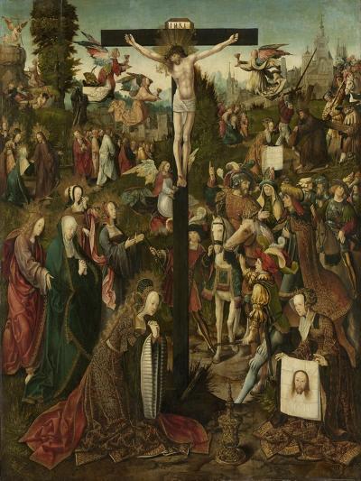 The Crucifixion, C.1507-C.1510-Jacob Cornelisz van Oostsanen-Giclee Print