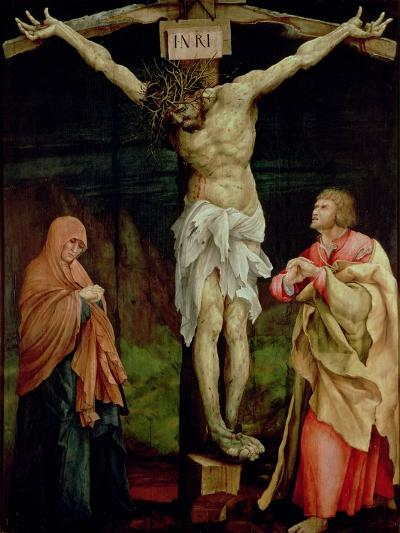 The Crucifixion, c.1525-Matthias Gr?newald-Giclee Print