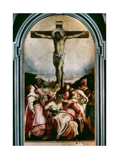 The Crucifixion, c.1560-Jacopo Robusti Tintoretto-Giclee Print