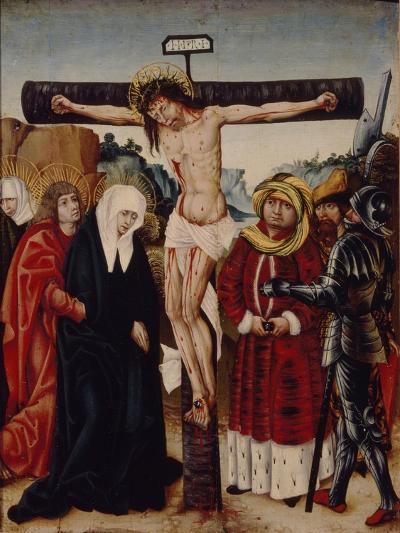 The Crucifixion, Early16th C--Giclee Print