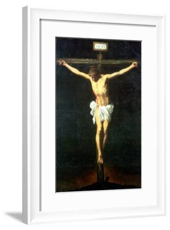 The Crucifixion, Late 1630s-Alonso Cano-Framed Giclee Print