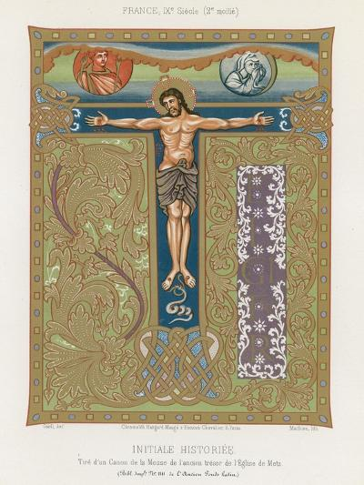 The Crucifixion of Jesus Christ--Giclee Print