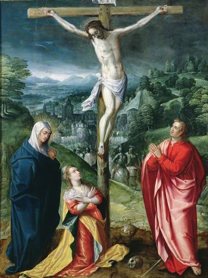 The Crucifixion--Giclee Print