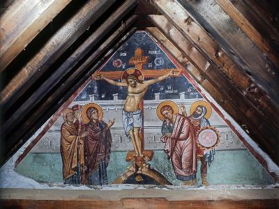 The Crucifixion-Philippos Goul-Giclee Print