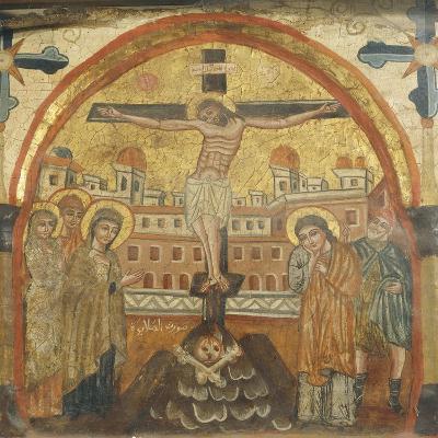 The Crucifixion--Giclee Print