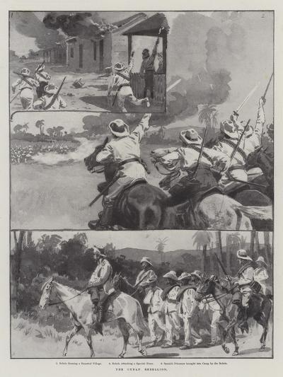 The Cuban Rebellion--Giclee Print