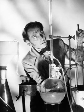 The Curse of Frankenstein, Peter Cushing, 1957