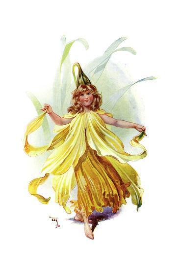 The Daffodil, 1899-C Wilhelm-Giclee Print