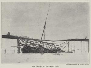 The Damage to Southend Pier