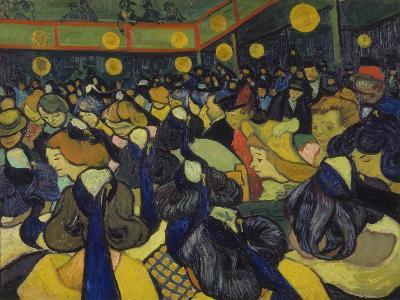 The Dance Hall at Arles, 1888-Vincent van Gogh-Giclee Print