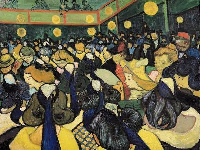 The Dance Hall at Arles, c.1888-Vincent van Gogh-Giclee Print