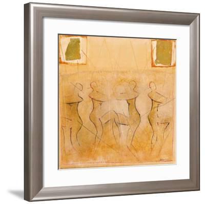 The Dance I-Jan Eelse Noordhuis-Framed Art Print