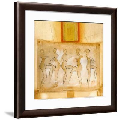 The Dance II-J. Nugent-Framed Art Print
