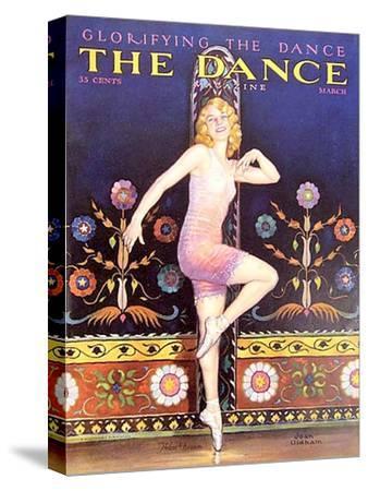 The Dance, Joan Oldham, 1929, USA