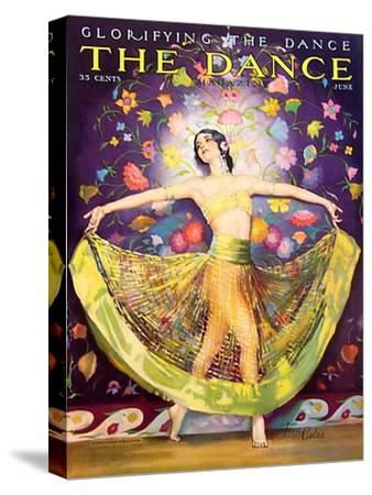 The Dance, Joyce Coles, 1928, USA