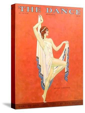 The Dance, Nitza Vernille, 1929, USA