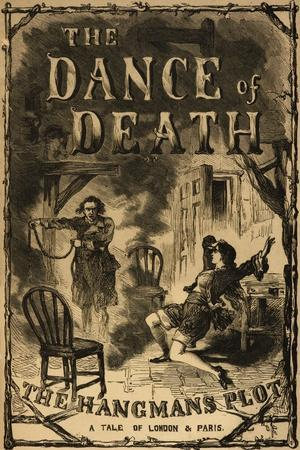 The Dance Of Death-Brownlow Tuevoleur-Giclee Print