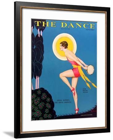 The Dance, Ruby Keeler Jolson, 1929, USA--Framed Giclee Print