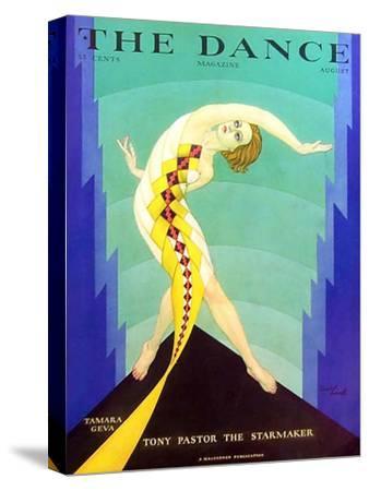 The Dance, Tamara Geva, 1929, USA