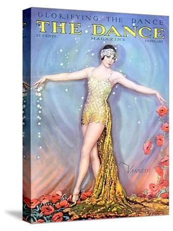 The Dance, Vannessi, 1928, USA