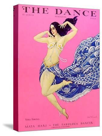 The Dance, Vera Forkina, 1929, USA