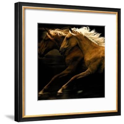 The Dance-Tony Stromberg-Framed Art Print