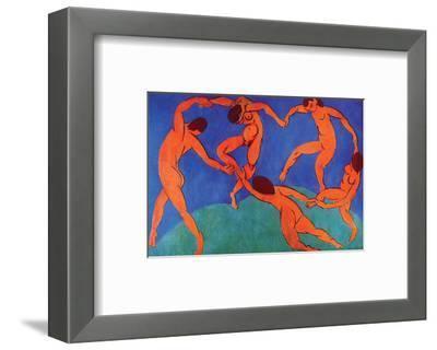 The Dance-Henri Matisse-Framed Art Print