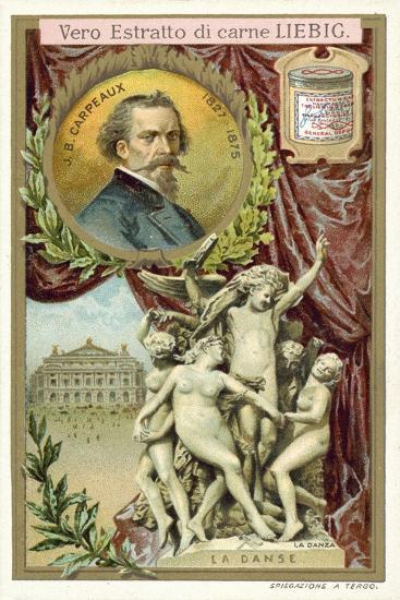 The Dance-Jean-Baptiste Carpeaux-Giclee Print