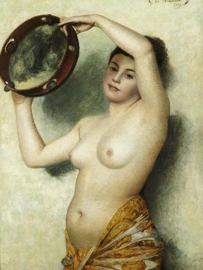 The Dancer, 1873-Georges De Dramard-Giclee Print