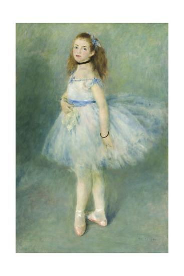 The Dancer, 1874-Pierre-Auguste Renoir-Giclee Print