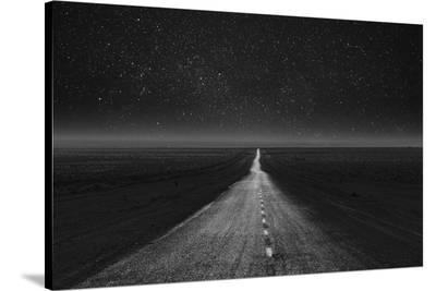 The Dark Eternal Night-Asef Azimaie-Stretched Canvas Print