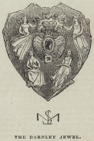 The Darnley Jewel--Giclee Print