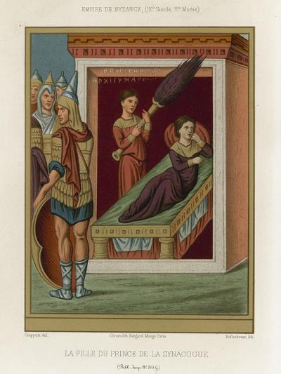The Daughter of the Prince of the Synagogue--Giclee Print
