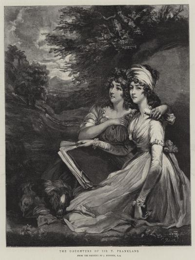 The Daughters of Sir T Frankland-John Hoppner-Giclee Print
