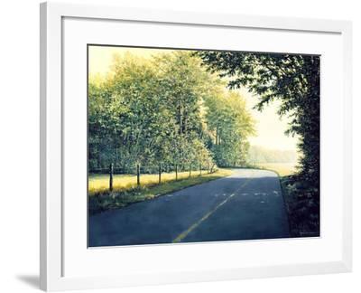 The Day Before-Bruce Nawrocke-Framed Art Print